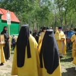День Памяти Всех Святых в скиту
