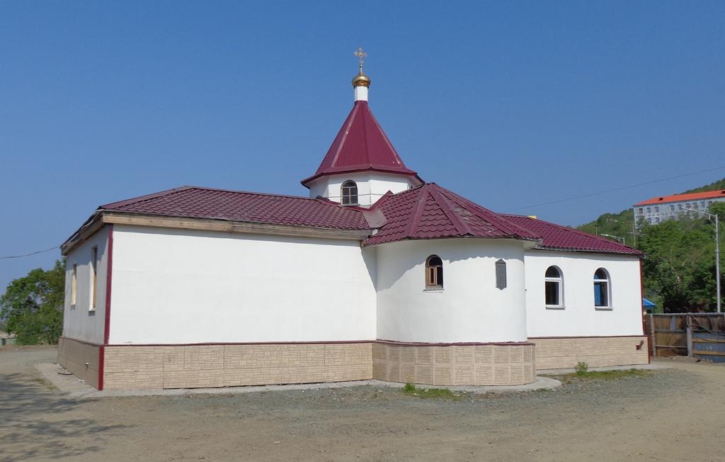 Свято-Пантелеимонов Мужской Монастырь - Камчатка