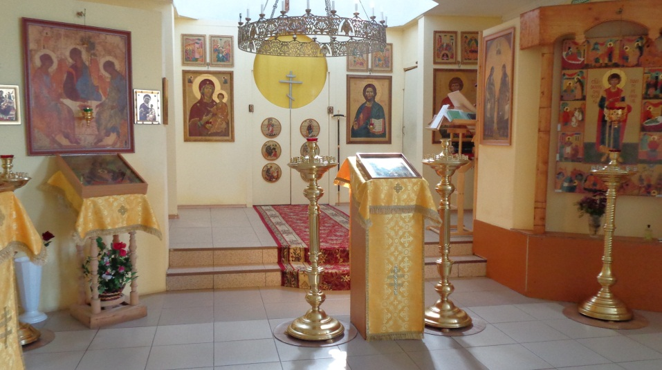 Свято-Пантелеимонов Мужской Монастырь - Камчатка - Храм