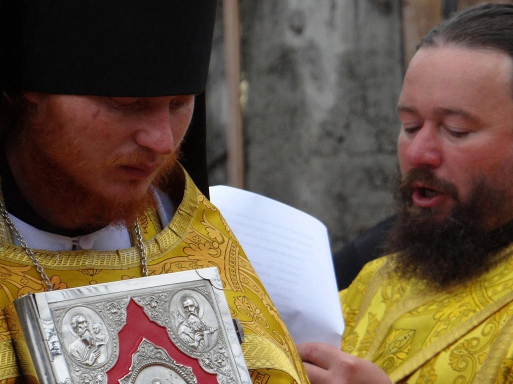 Молебен - День памяти Равноапостольного князя Владимира - Камчатский Морской Собор - Первое Богослужение