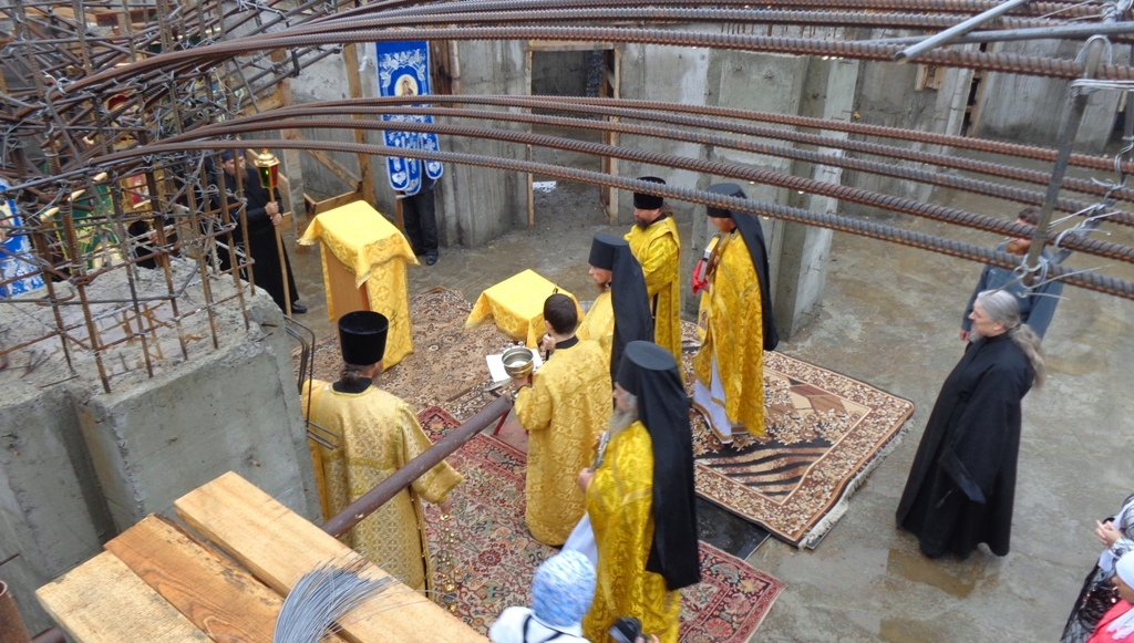 Молебен в день памяти Равноапостольного князя Владимира - Камчатский Морской Собор - Первое Богослужение