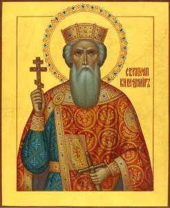 Молебен в честь святого Равноапостольного князя Владимира