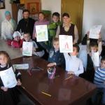 Конкурс детского творчества «Красота Божьего мира»