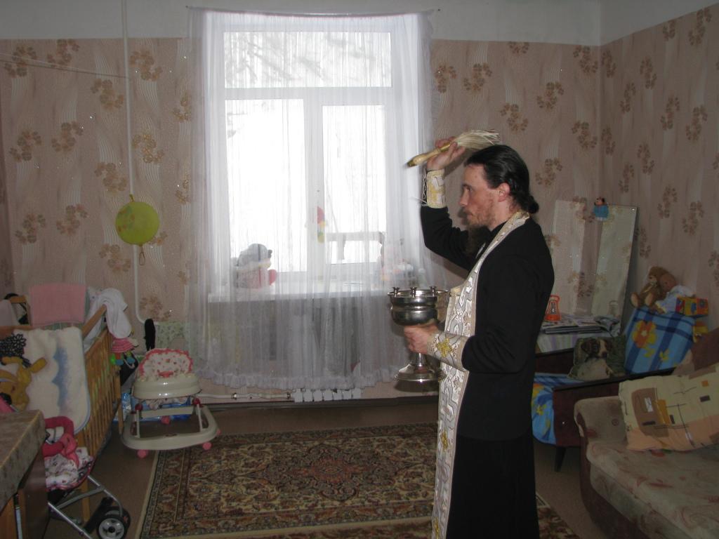 Встреча с переселенцами Донбасса
