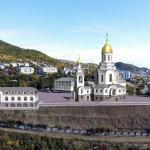 Наместник монастыря встретился с архитекторами Камчатского Морского Собора