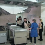Освящение учебных корпусов Камчатского колледжа технологии и сервиса