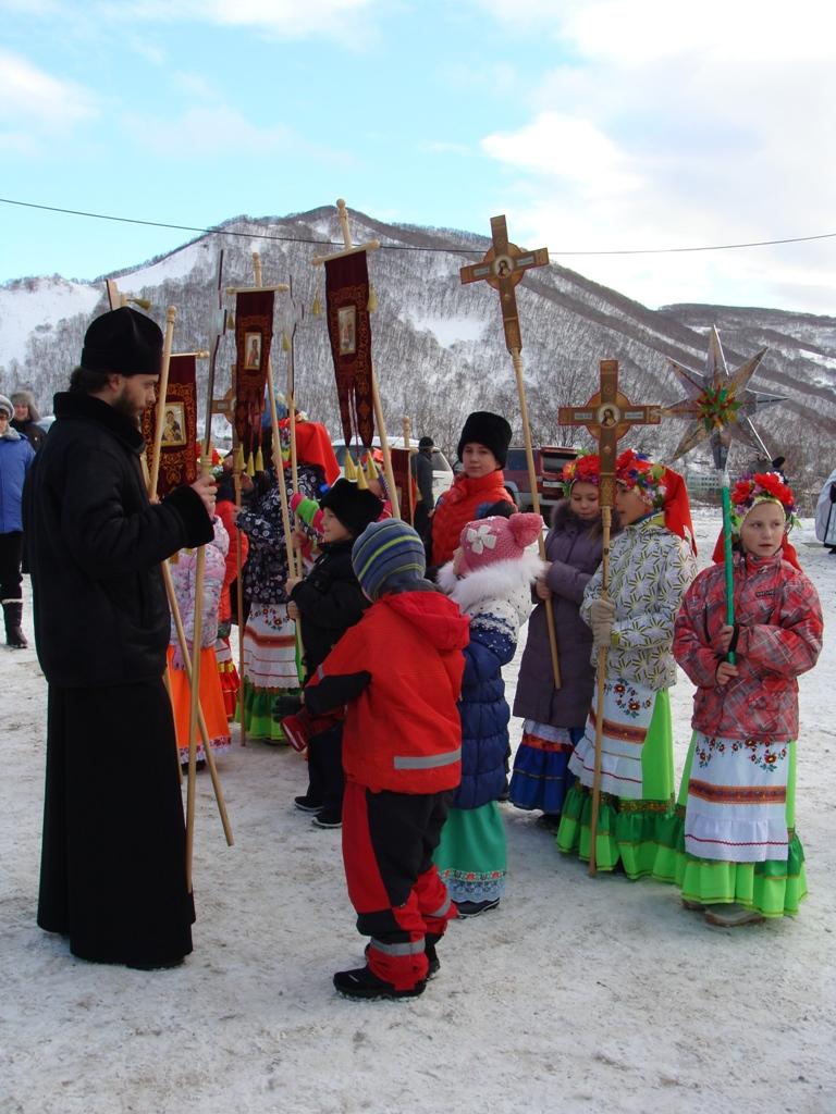 Рождественский Крестный Ход 2015