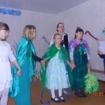 Рождественский Праздник для детей Донбасса