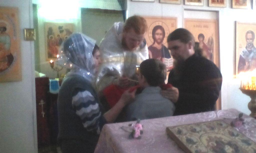Божественная литургия. Рождество Христово.