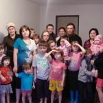 Открылась воскресная школа для детей Донбасса