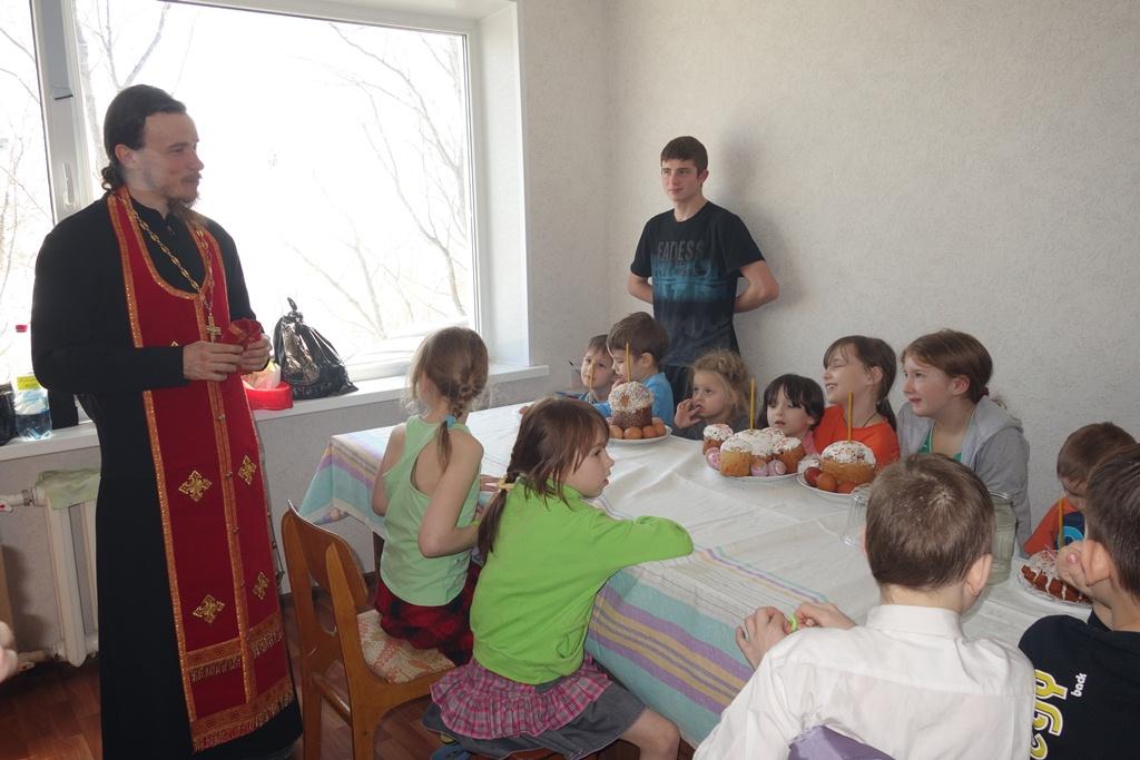 Светлое Христово Воскресение с дончанами