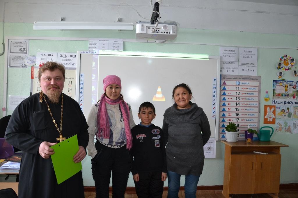 Беседы с родителями учащихся школ
