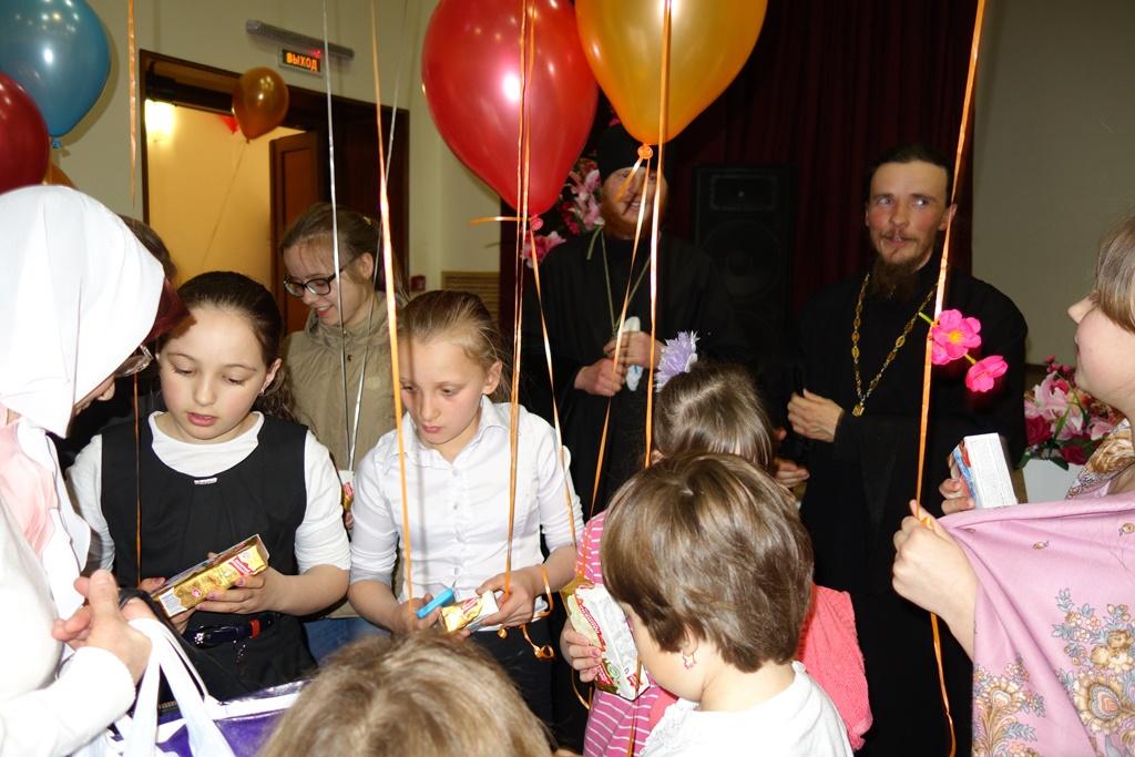 Праздничный концерт в честь св. Кирилла и Мефодия 24 мая 2015 года