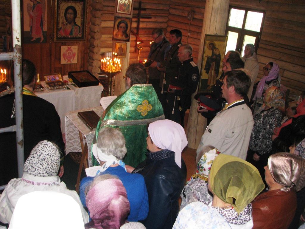 Пребывание мощей великомучеников Варвары и Димитрия Солунского в Петропавловской и Камчатской епархии, 2-10 июня 2015 года