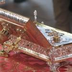Мощи великомучеников Варвары и Димитрия Солунского на Камчатке