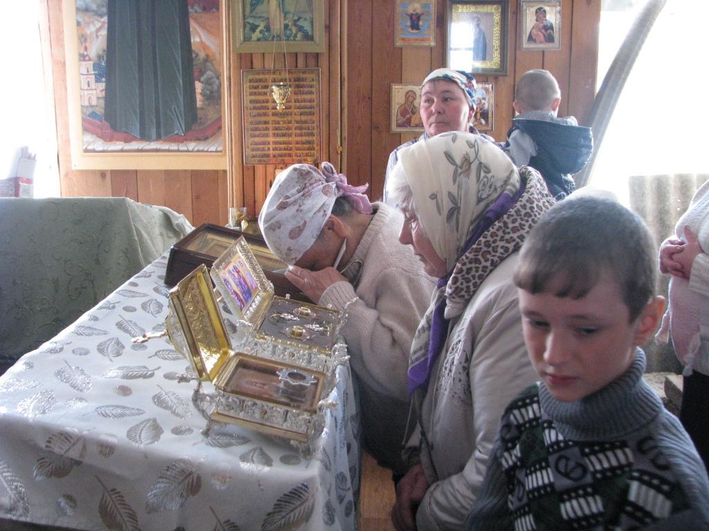Пребывание мощей великомучеников Варвары и Димитрия Солунского в Петропавловской и Камчатской епархии, 2-10 июня 2015года.