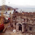 Новый этап строительства