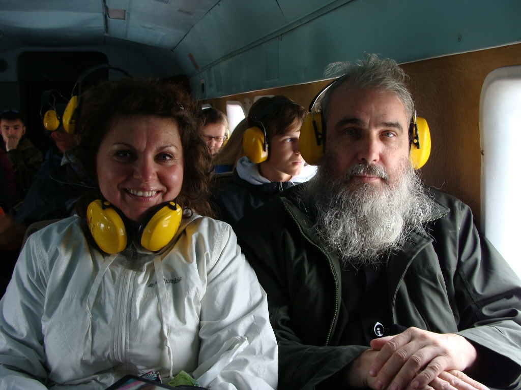 Миссионерская поездка в Долину Гейзеров