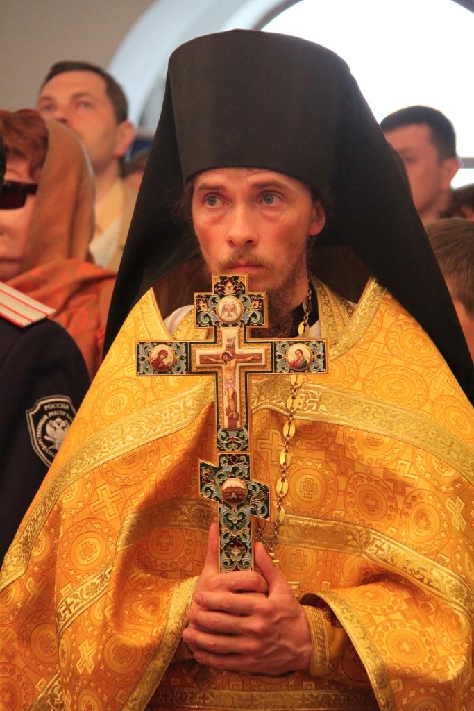 Наместник мужского монастыря игумен Феодор (Малаханов)