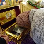 Пребывание мощей святого равноапостольного князя Владимира в обители