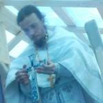 Крещенский сочельник в монастыре