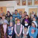 Миссионерская поездка в Мильковский район