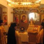 Мощи Святителя Николая Чудотворца в строящемся Морском Соборе