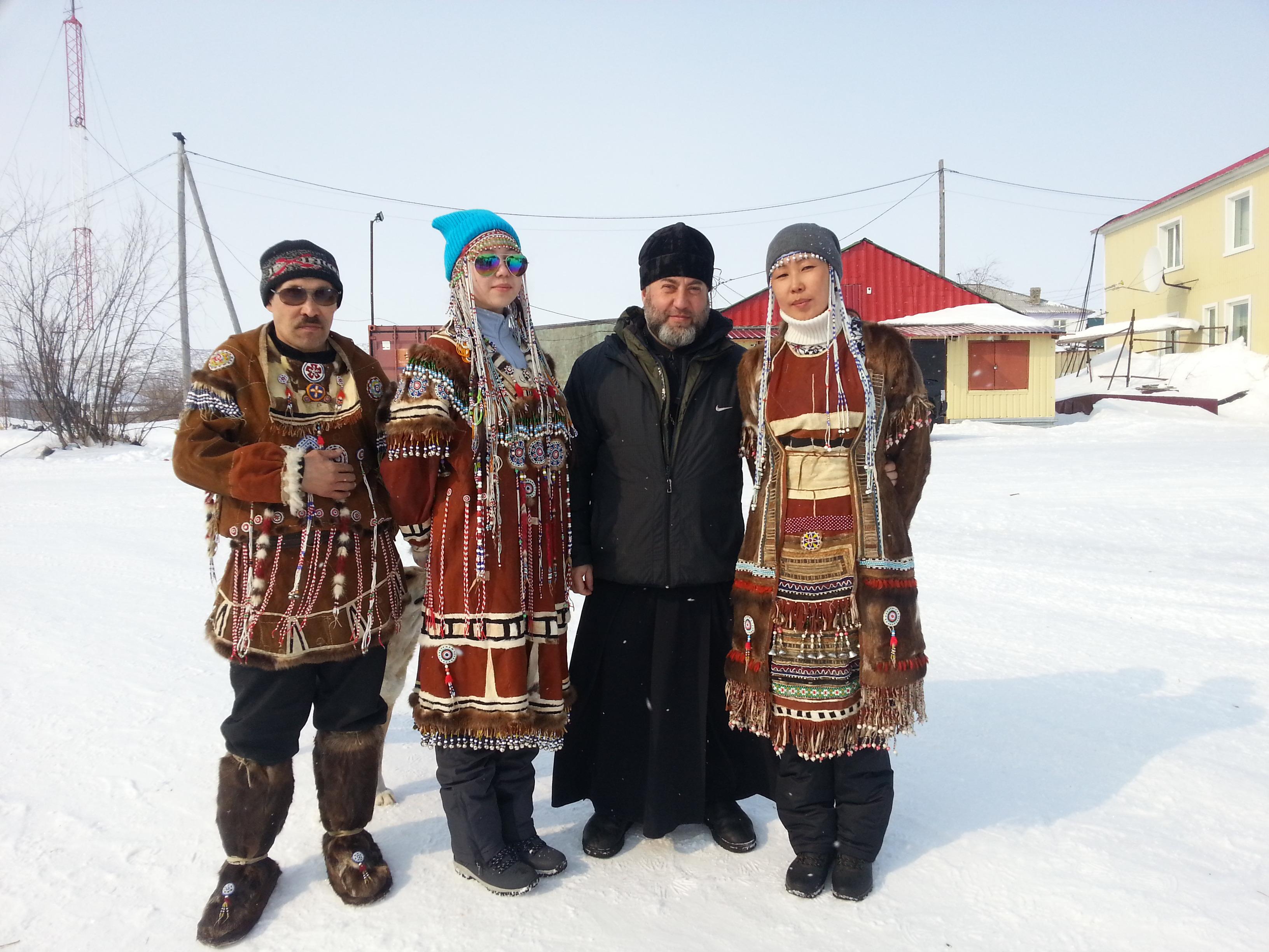 Национальный ансамбль Истоки с. Таловка