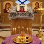 Таинство «Соборование» совершается в Морском Соборе каждый Вторник в 18.00
