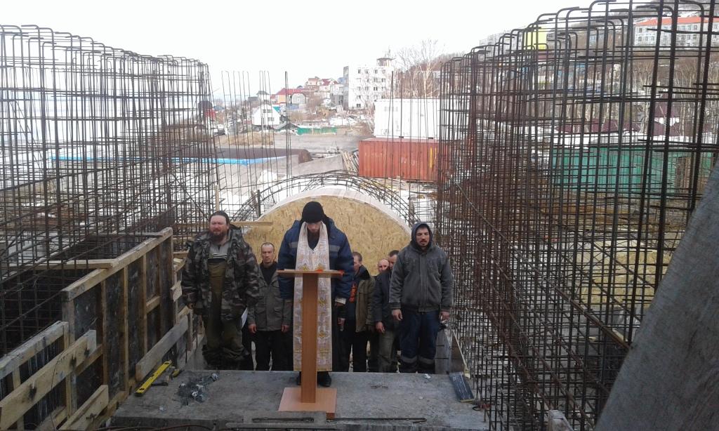 Морской собор - Камчатка