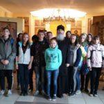 Экскурсия в мужской монастырь  детей в праздник святых первоверховных апостолов