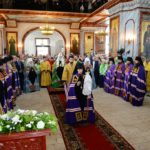 Святейший Патриарх Кирилл совершил хиротонию архимандрита Феодора (Малаханова) во епископа Вилючинского