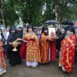 Престольный праздник в Камчатском Свято-Пантелеимоновом мужском монастыре
