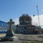 Продолжается строительство Морского Собора Камчатки