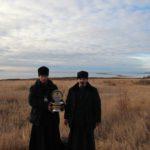 Епископ Вилючинский Феодор посетил Олюторский район