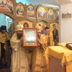Прибытие иконы Божией Матери «Морская» в камчатский Морской Собор