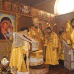 Божественная Литургия в поселке Сокоч