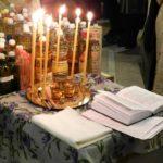 Таинство Елеосвящения (Соборование)