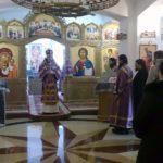 Епископ Феодор совершил Литургию Преждеосвященных Даров в Камчатском Морском Соборе