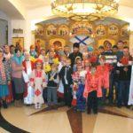 Пасхальный праздник организован в Камчатском Морском Соборе для подопечных КГУ  «Елизовский Дом-Интернат Психоневрологического Типа»