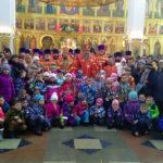 Епископ Вилючинский Феодор с братией монастыря приняли участие в торжественной встрече Благодатного огня.