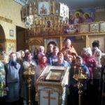 Божественная Литургия в первую неделю по Пасхе совершена в храме прп. Сергия Радонежского поселка Сокоч