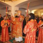 Пасхальные торжества в Камчатском Морском Соборе
