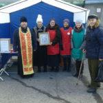 Пасхальное торжество Свято-Духовской общины поселка Пионерский.
