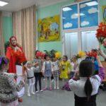 В светлую седмицу с 16 по 23 апреля воскресная школа при Морском соборе приняла участие в акции «Подари Пасхальную радость детям!».