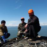 Новости строительства Камчатского Морского собора