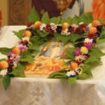 Утреня накануне Преображения Господня в Свято-Пантелеимоновом монастыре