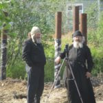 Начато строительство нового храма в честь Новомучеников и Исповедников Российских в пос. Каменское.