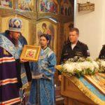 Икона Пресвятой Богородицы «Всецарица» передана в дар Камчатскому Морскому собору