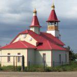 Реконструкция храма в с. Усть-Хайрюзово Тигильского района